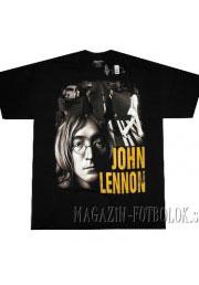 футболка john lennon beatles abbey road