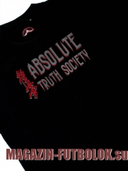 футболка каратэ absolute truth society