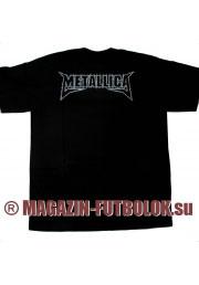 футболка metallica st anger