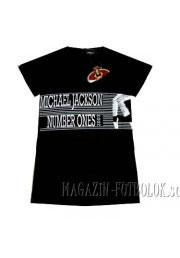 Футболка Michael Jackson черная