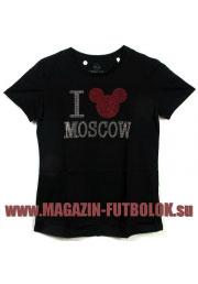 Футболка Moscow Love Moscow