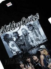 футболка motley crue the best