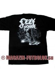 футболка ozzy osbourne blizzard of ozz