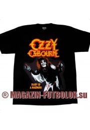Футболка Ozzy Osbourne Diary of Madman