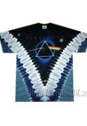 футболка пинк флойд pyramid vdye