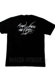 футболка roger waters wall live tour 2011