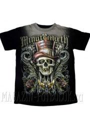 футболка с черепом skull in hat