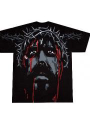 футболка с иисусом (jesus)