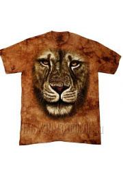 Футболка со львом — Lion Warrior