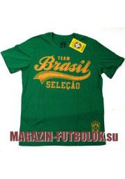 Футболка сборной Бразилии Brasil Selecao Team