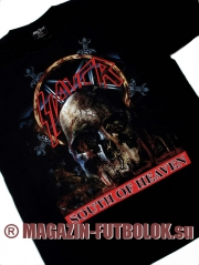 футболка slayer south of heaven