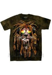 футболка smokin jahman