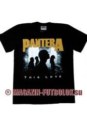 Футболки Pantera This Love