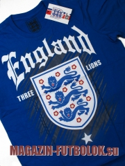 футболка сборной англии three lions