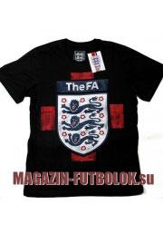 футболка с эмблемой the fa