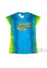женская футболка beatles yellow submarine