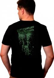 футболка green day  21 centure break down