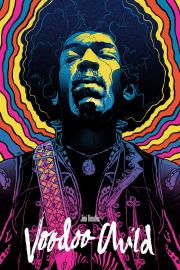 Постер Hendrix Vodoo Child Poster