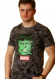 Футболка Hulk Marvel