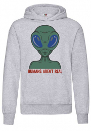 Худи Humans arent real