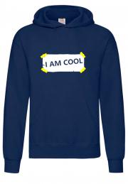 Худи I Am Cool Hoodie Man