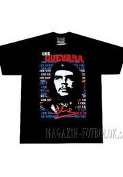 классическая футболка che guevara