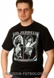 Футболка с изображением Led Zeppelin