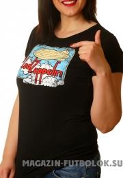 Led Zeppelin - футболки с эмблемами