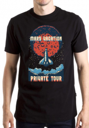 Футболка Mars Travel