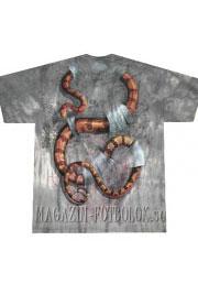mountain 3d футболка змея boa constrictor