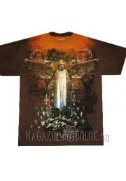 популярная футболка ангел