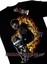 одежда для скейтеров - футболка