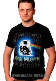 футболка пинк флойд dark side star war