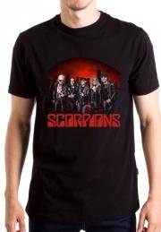 Футболка Scorpions Group