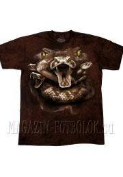 snake moon eyes футболка со змеёй