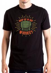 Футболка Soup Day Whiskey