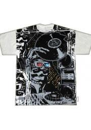 лучшая футболка для диджея