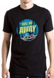 Футболка Take Me Away