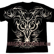 tattoo футболка для байкеров и рокеров