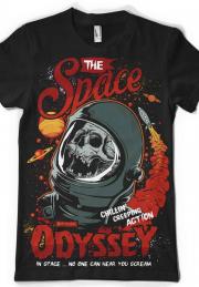 футболка the space odyssey