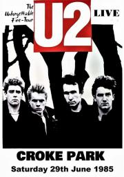 Постер U2 Poster