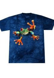3d футболка лягушка - victory frog