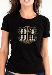 Футболка Vintage Rock N Roll Girls