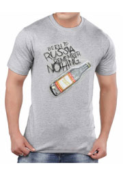 водка футболка