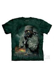 war rocky фирменная футболка mountain