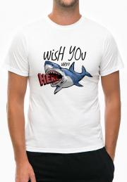 футболка wish you were here