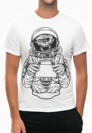 Футболка Zombie Astronavt