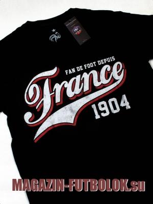 футболка сборной по футболу франции