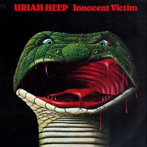 пластинка uriah heep innocent victim