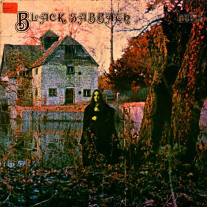 винил black sabbath - black sabbath